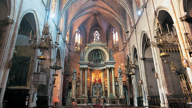 Church of Sants Just i Pastor