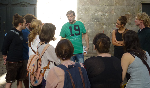 Barcelona Walking Tours guided by the homeless